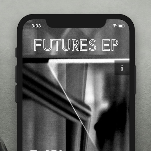AJ | Code | Futures EP | iPhone X optimisation comes to Futures EP