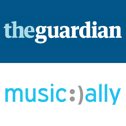 AJ | Projects | Adam Jansch | The Guardian and MusicAlly mention Futures EP